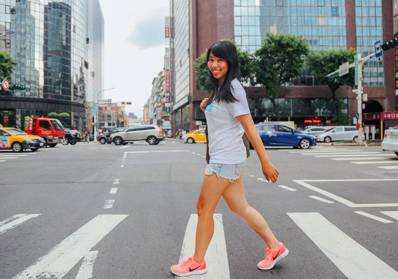 台灣女孩用生命寫故事 城市就是她的探索教室