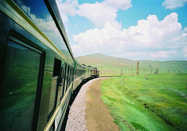從北京搭火車到柏林 4種「不搭飛機」有感旅行提案