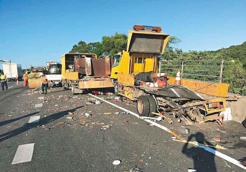 國道隱形殺手:施工事故比超速還致「命」