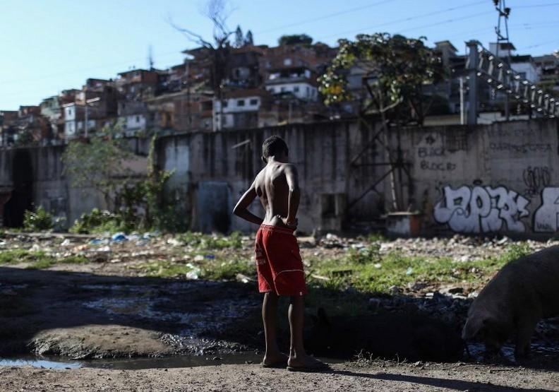 奧運過後的里約:場館如廢墟、選手村養蚊子,巴西百姓的悲歌