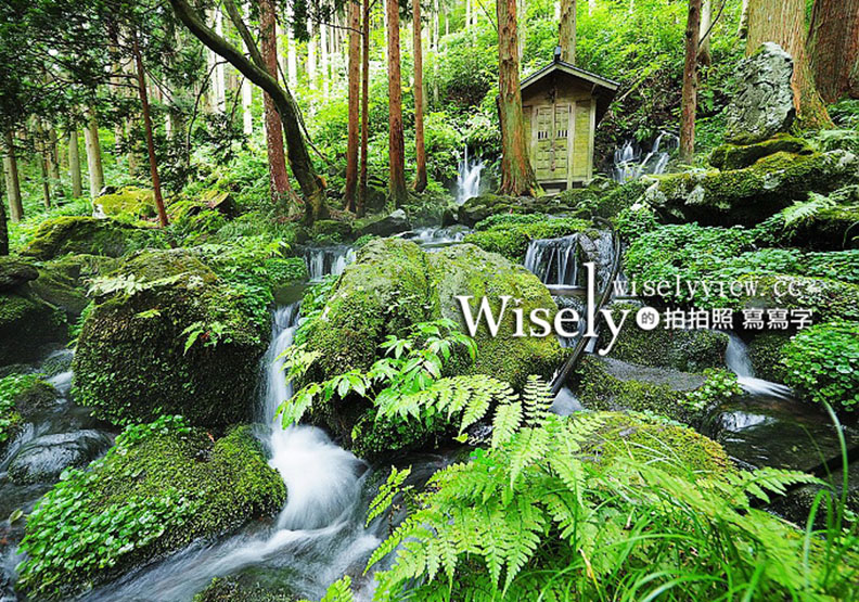 日本山形 庄內地方 一遊隨神門、玉簾、胴腹瀑布