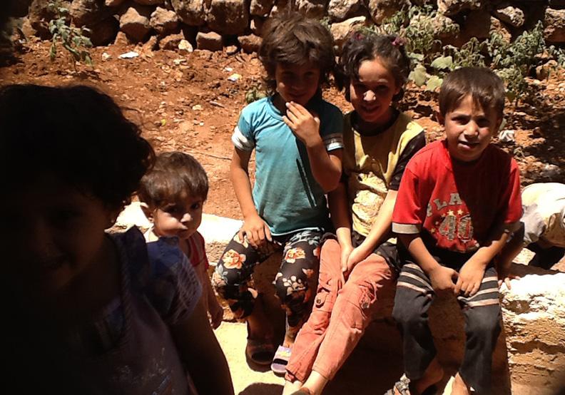 敘利亞女孩:世界會聽見我們的故事,對嗎?