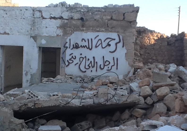 敘利亞戰士苦中作樂:我永遠不會失去希望