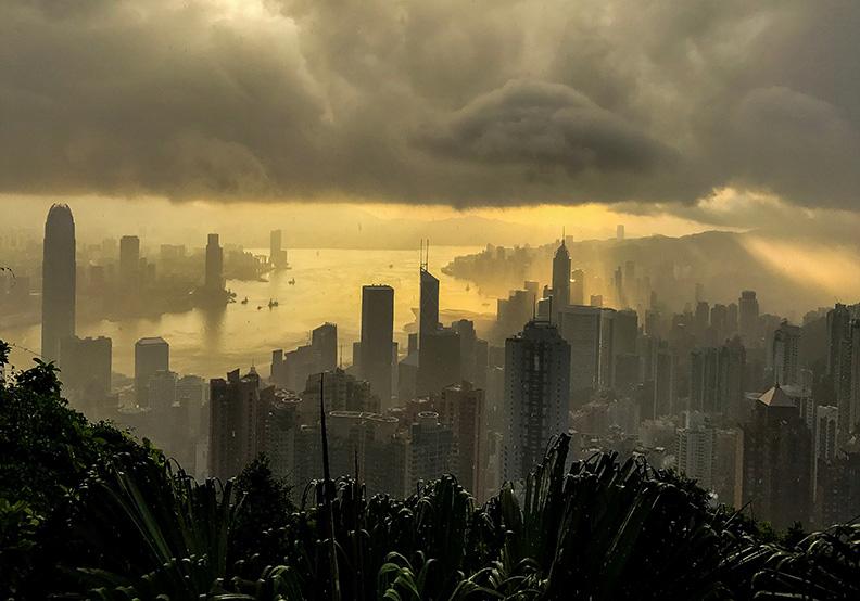 為何臺灣不再羨慕香港