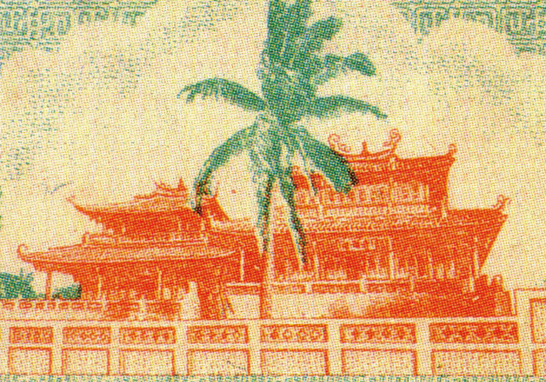 從地標融入生活的台南赤崁樓