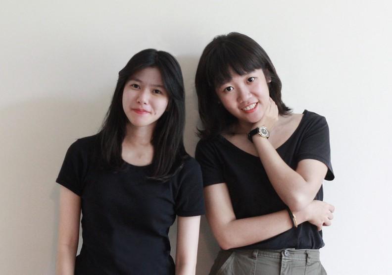 讓世界看見繁體字!兩位八年級女孩打造能印出所有中文的可愛印章