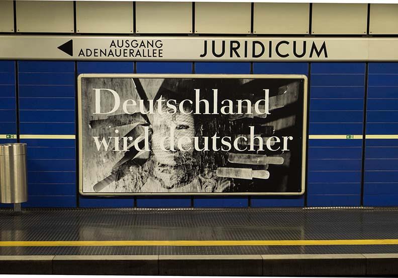 德國人的集體焦慮  渴望「德國將會更德國」