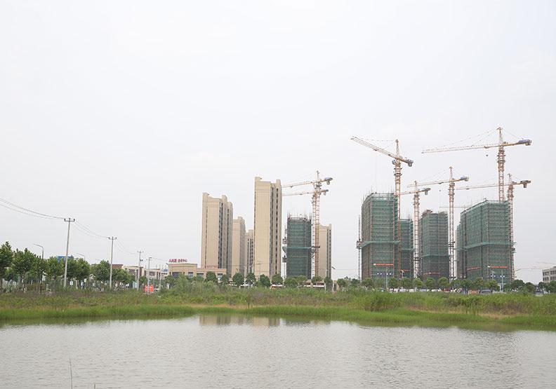 上海最後處女地:金山區 金水湖畔大賺新創財