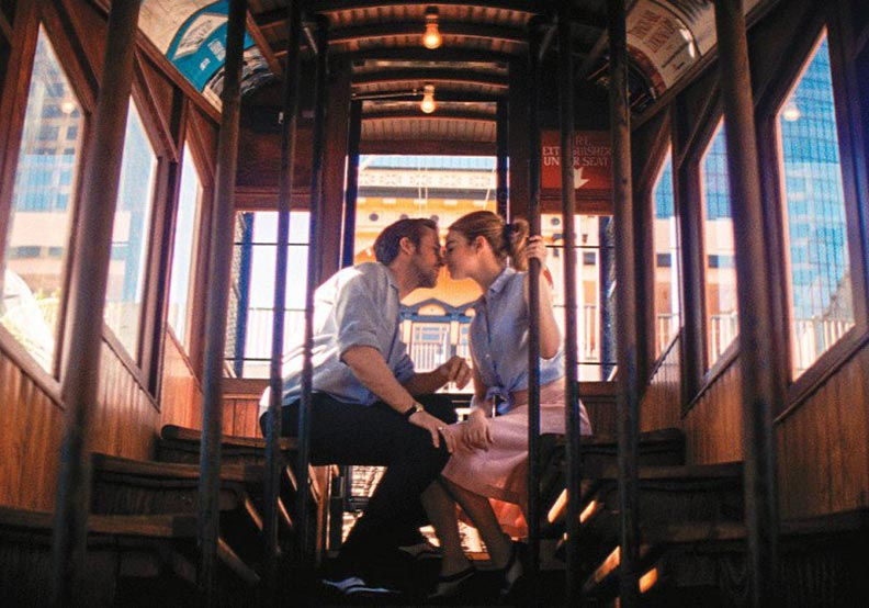 花1美元就能上演《樂來越愛你》浪漫橋段!洛杉磯「天使鐵路」纜車升級重駛