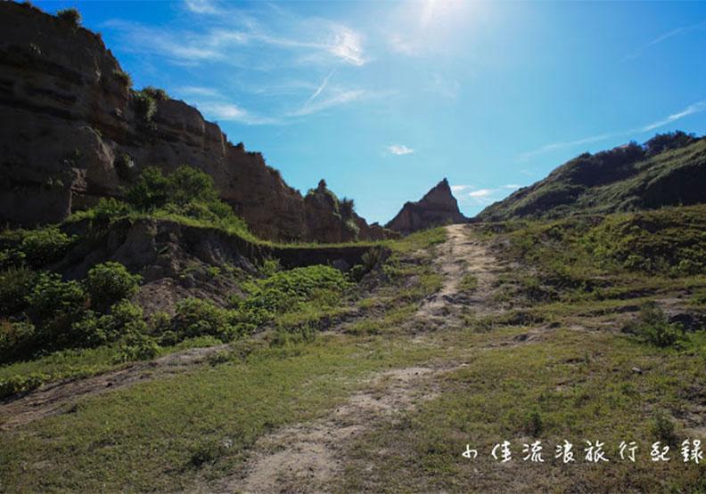 新北新景點:林口下福里活動中心&水牛坑大峽谷