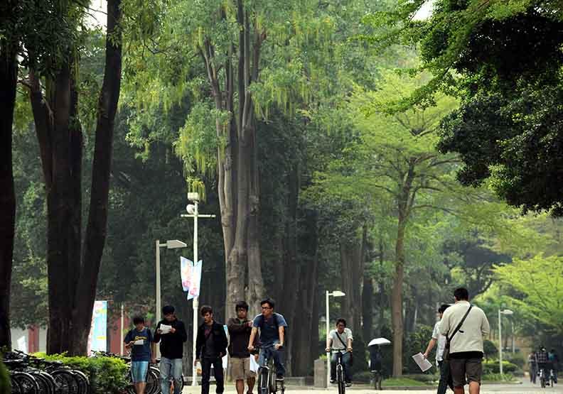 在台灣,選填大學志願就像賭博一樣?