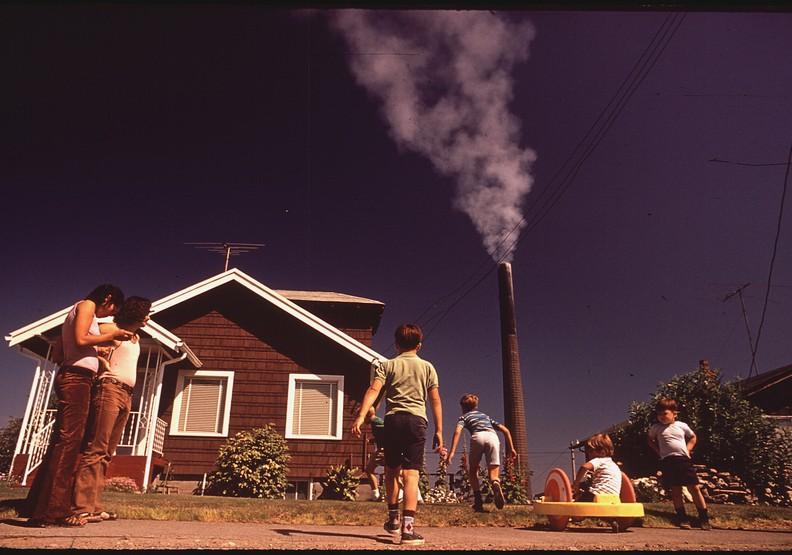 環境協議有多重要?15張老照片揭露嚴重汙染的美國