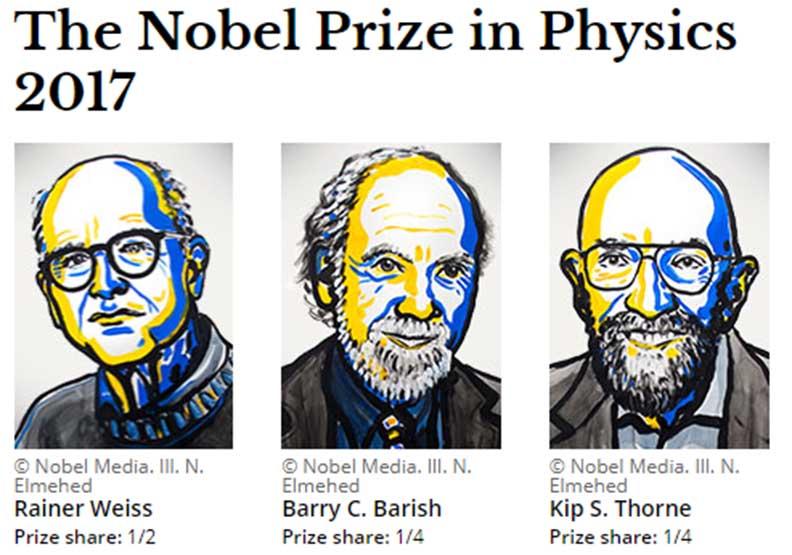 他們證實愛因斯坦的神預測!5分鐘帶您理解「重力波」