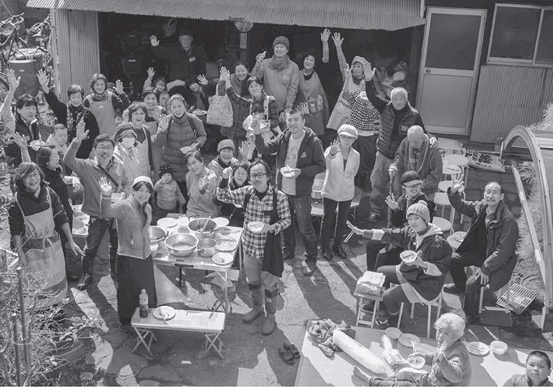 乏人問津的日本老公寓 變身高齡者的幸福場所
