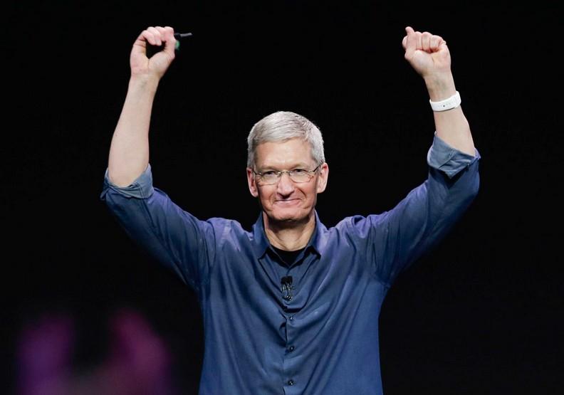蘋果執行長庫克:學程式語言比學英語重要