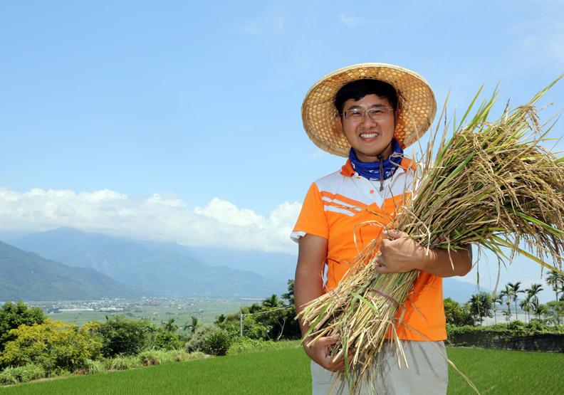 黑秈米育種 勇奪國際大獎