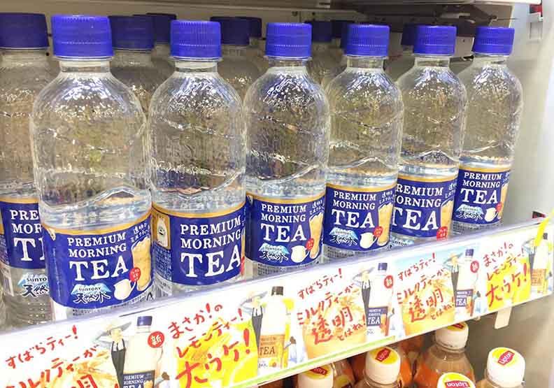 戳破日本透明飲料大賣的「妖術」行銷