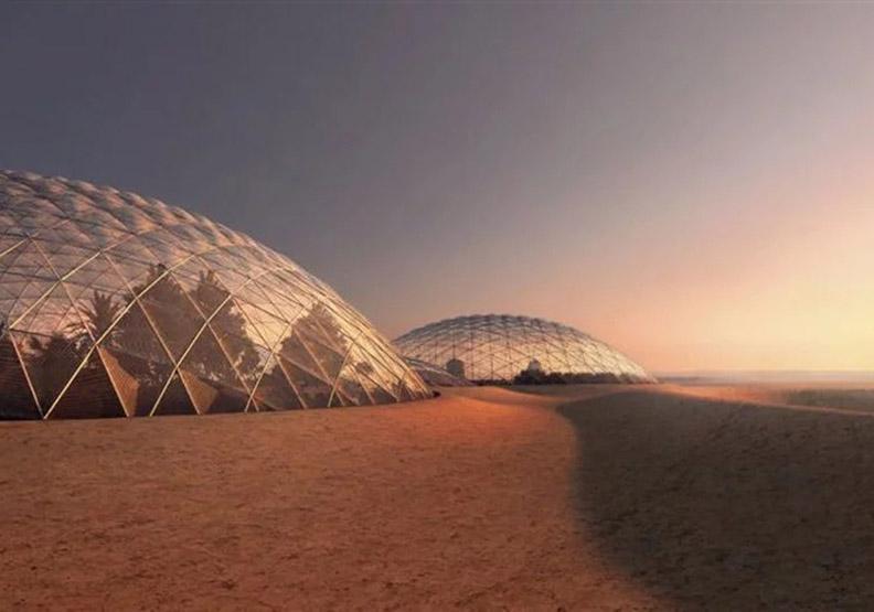 體驗火星歷險 杜拜打造「火星科學城」