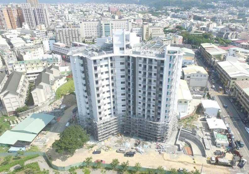 中市打造友善宜居城市 首件社會住宅預計年底完工
