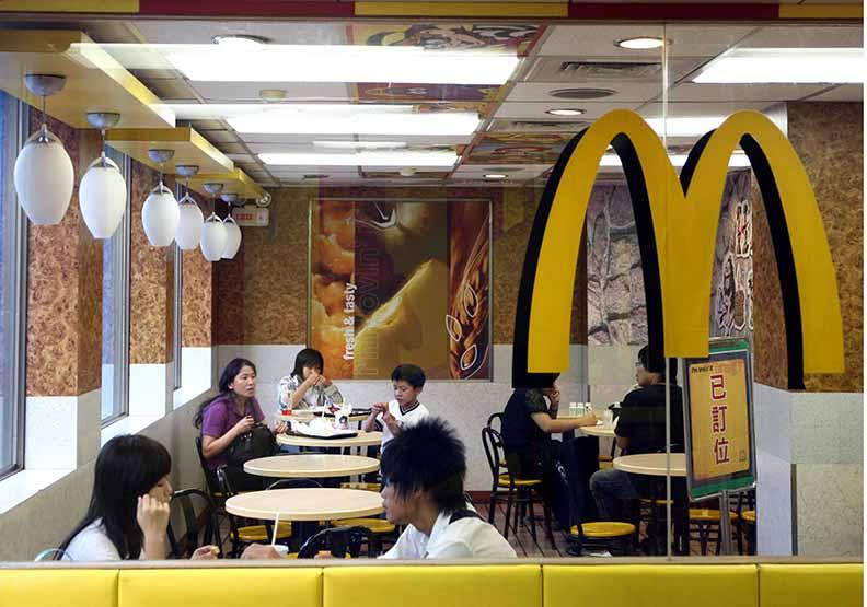 麥當勞變成「金拱門」 兩岸現撈666億的如意算盤