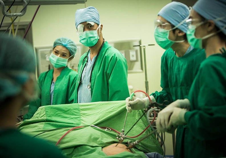 深入《麻醉風暴》 看麻醉醫師的第一現場
