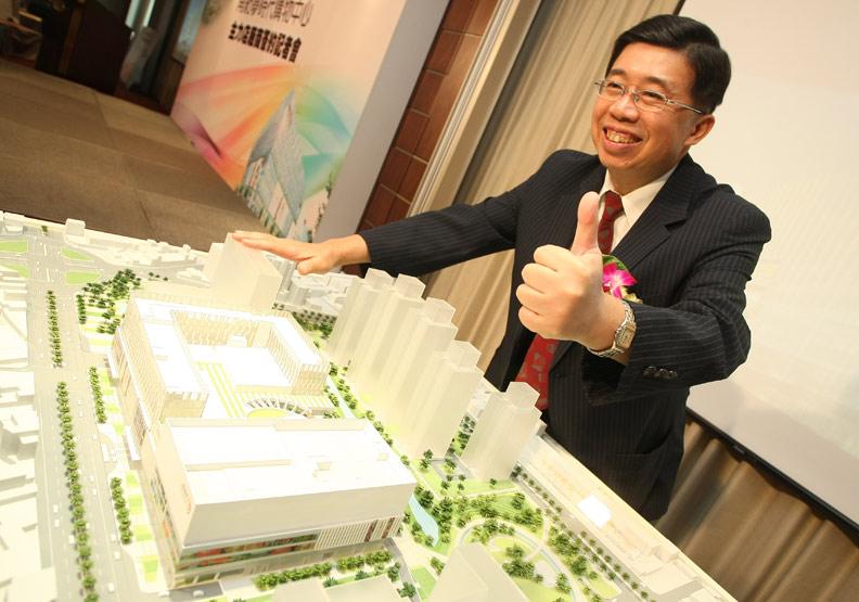 侯博明:台南幫不會消失,只會開枝散葉