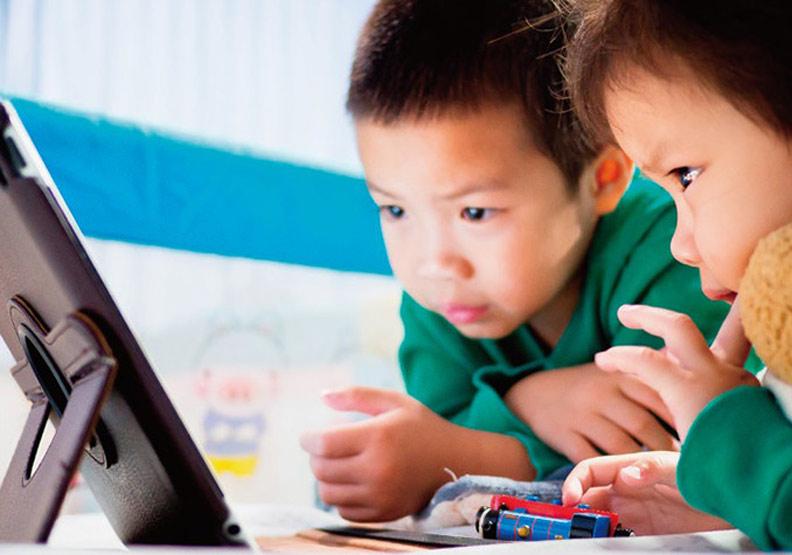 小心!3C產品弱化孩子情緒解讀能力
