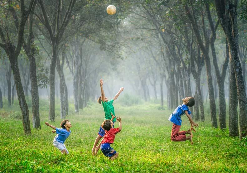 數位誘惑太多 孩子需要接觸大自然