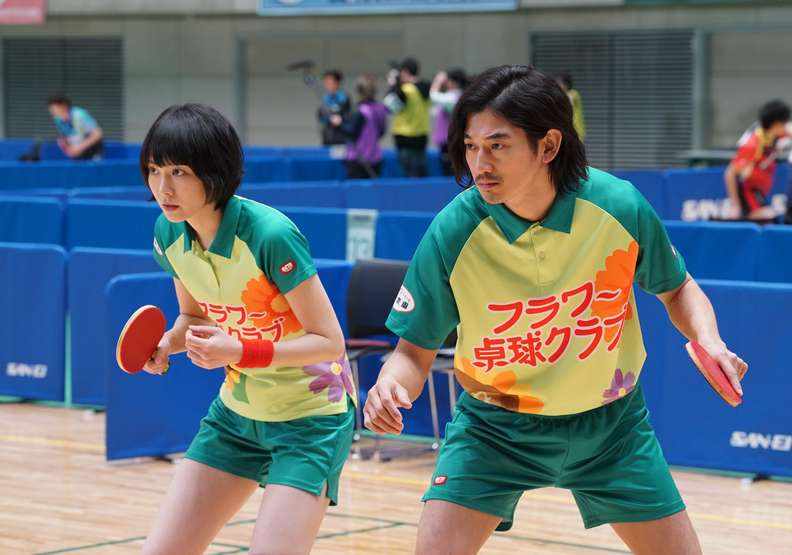 《乒乓少女大逆襲》:新垣結衣苦練蛻變的精湛演出