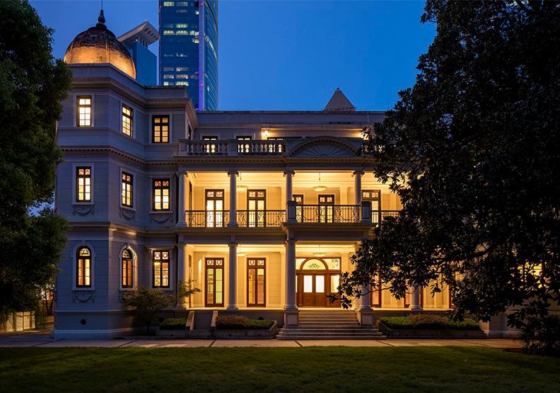 Prada耗時六年修復上海文化遺產「榮宅」 重現老屋百年前燦爛風華