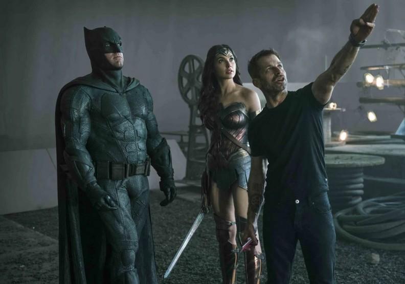 推動DC超級英雄背後的男人:查克史奈德
