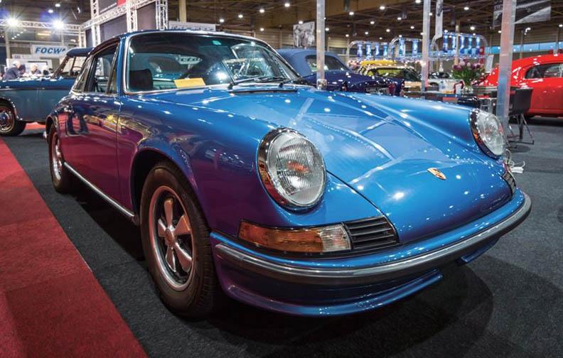 保時捷經典 911車款的誕生