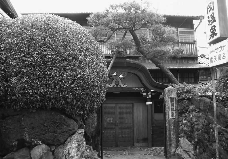在地京都人超推薦的澡堂—船岡溫泉