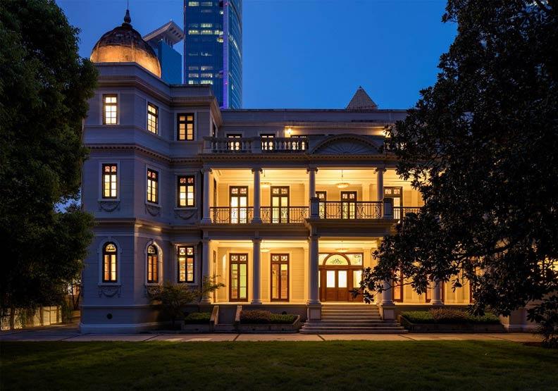 Prada花6年修繕 上海百年老宅重生