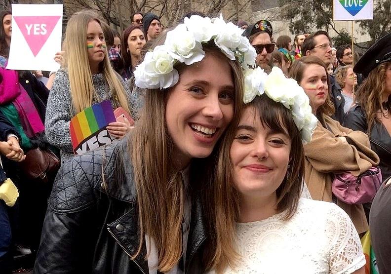 澳洲正式通過同婚!「冀望愛情不再有歧視」
