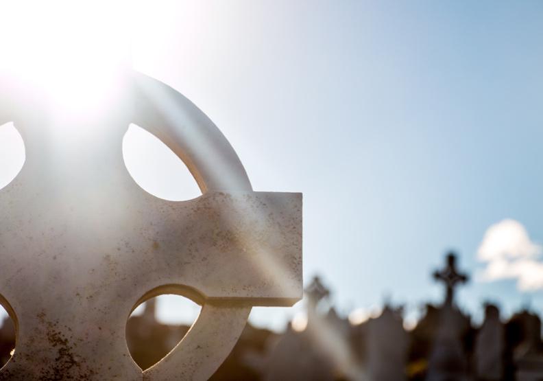 你的墓碑要刻什麼?