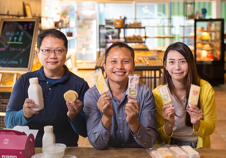 成功範例分享歷程,地方特色美食靠創意就贏