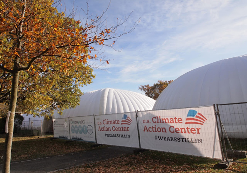 一個美國,三種聲音:波昂氣候變遷會議裡的美國論戰
