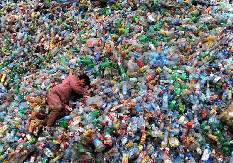 你每喝一罐瓶裝水,都是喝下破壞環境的罪惡 41073_02
