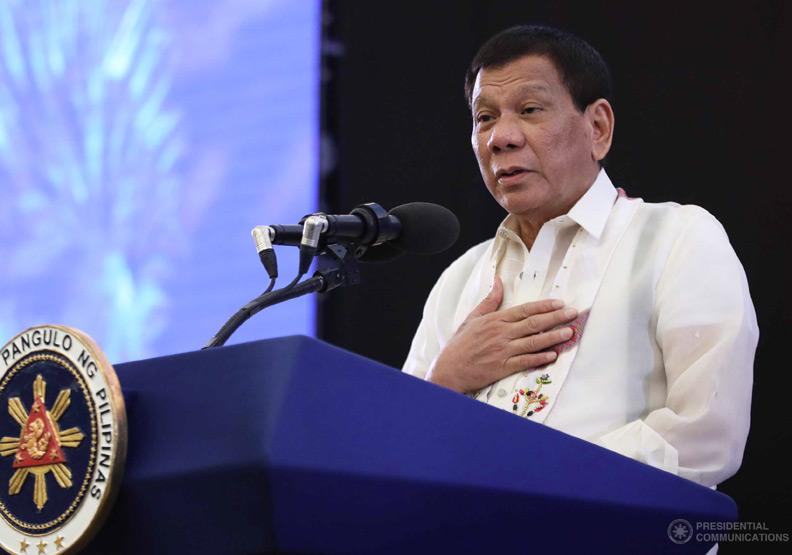 菲律賓總統杜特蒂為何敢口無遮攔?