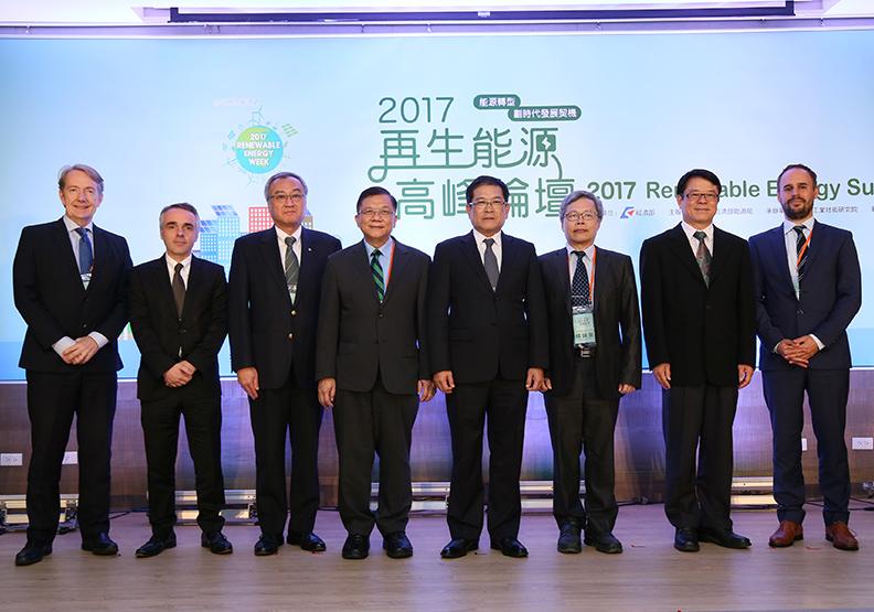 法國、荷蘭、丹麥談經驗 臺灣發展綠能獲肯定