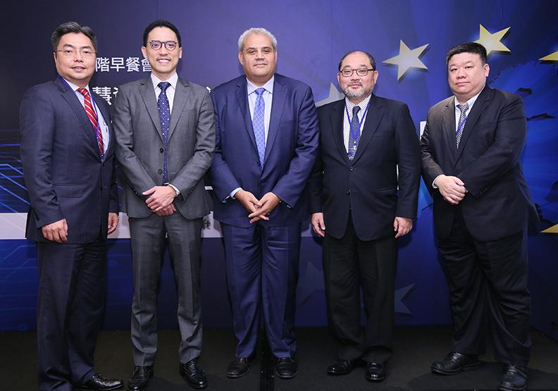 微軟全球副總法務長分享合規經驗 協助企業迎戰GDPR新規