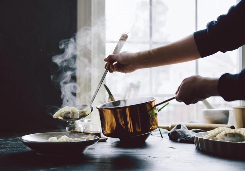 拍食物有撇步!跟著攝影師學捕捉蒸氣