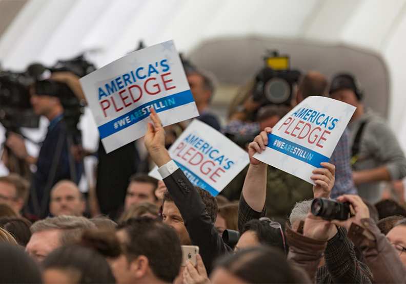 川普不在,我們還在!加州帶頭讓美國不缺席COP23