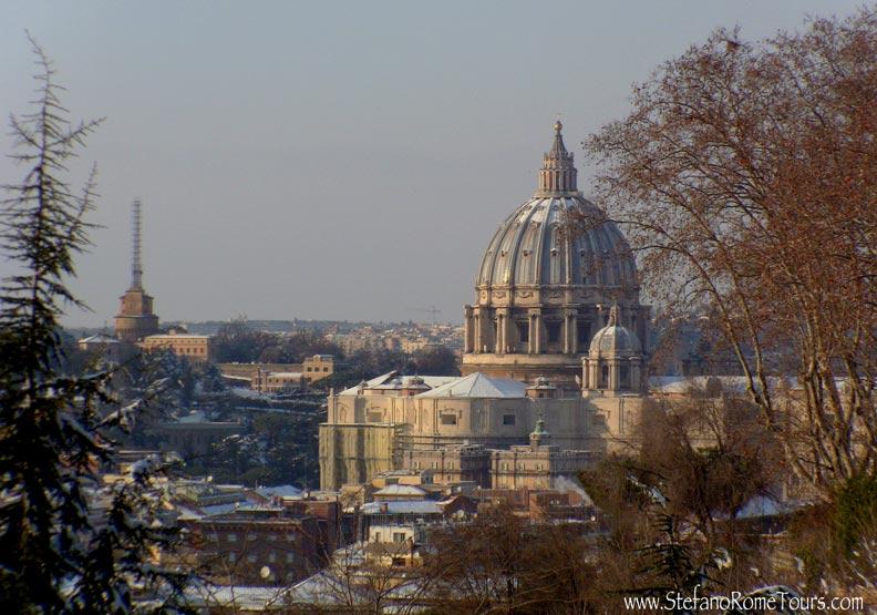 羅馬:陽光與陰影較勁,帝國與時間競賽