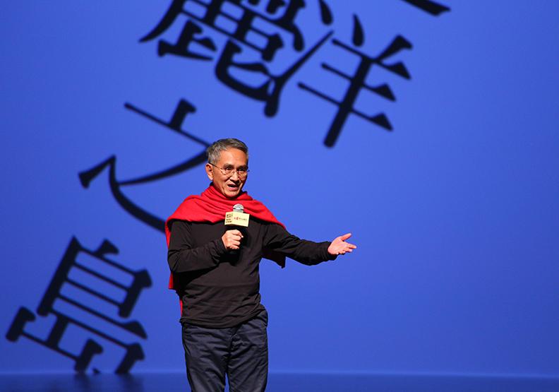 林懷民:我沒有成就、也不是編舞家