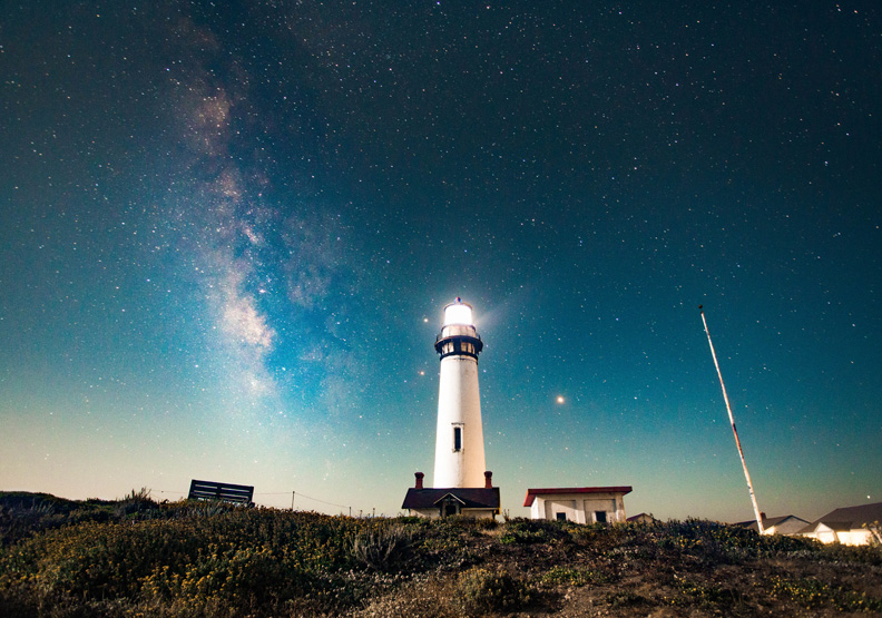 99%歐美人抬頭望天空,看不到星星?