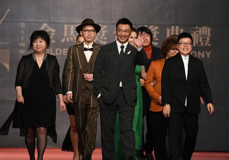 《大佛普拉斯》5項大獎最大贏家!完整得獎名單看這裡