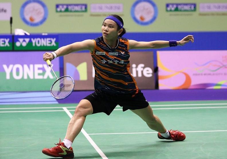 香港羽賽戴資穎衛冕 收下今年第7冠