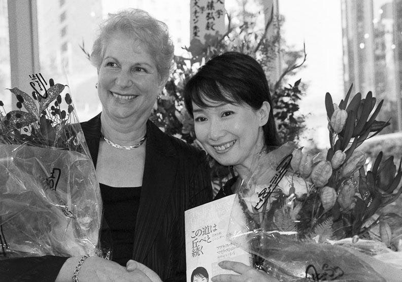 這位港星改寫日本婦權史 懷孕照讀史丹福
